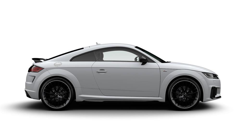 Fd67llx audi tt tts tfsi quattro black edition white 2017.