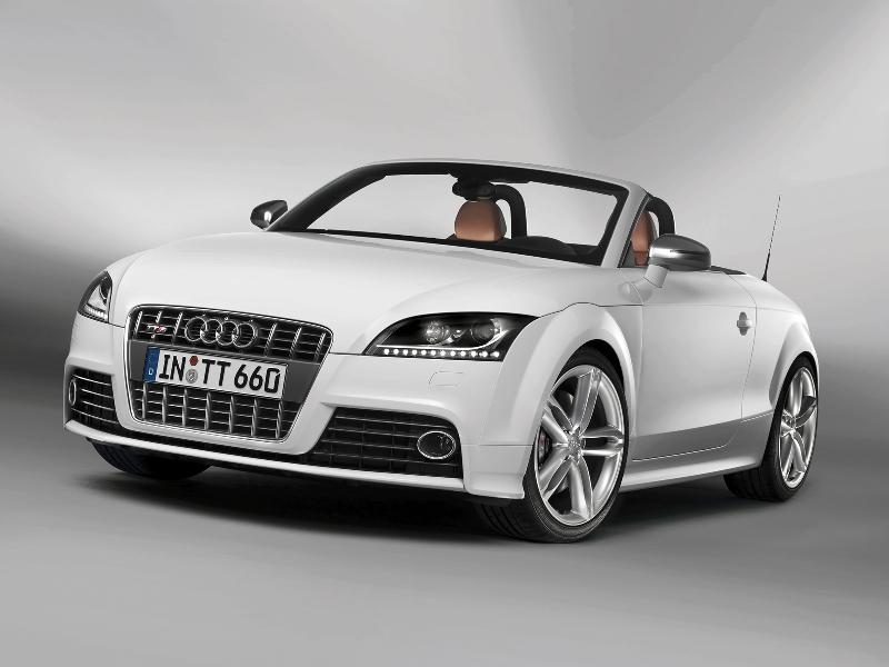 2008 Audi TT-S