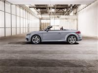 Popular 2019 Audi TTS Roadster Wallpaper