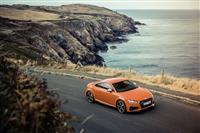 Popular 2019 Audi TTS Coupé Wallpaper