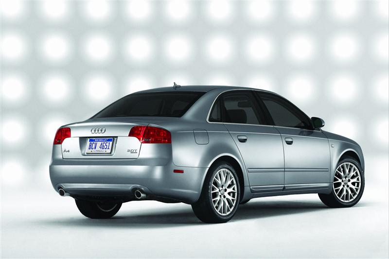 2008 Audi A4 Special Edition