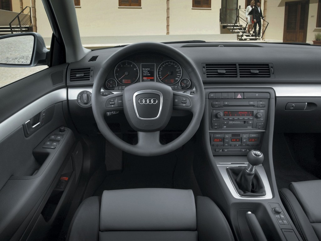 Wonderful 2007 Audi A4