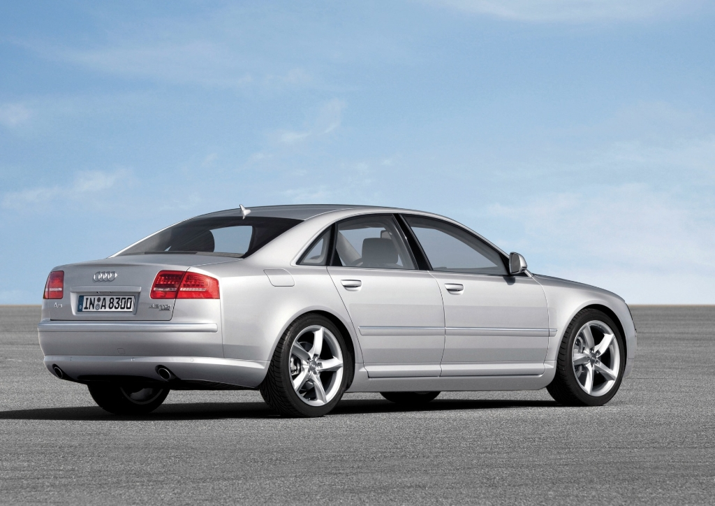 2008 Audi A8 News And Information Conceptcarz Com