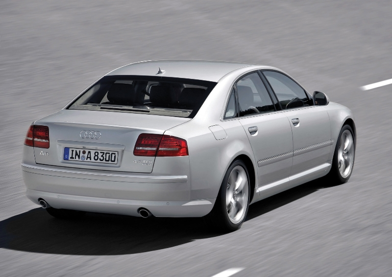 2008 Audi A8 Image. Photo 34 of 35