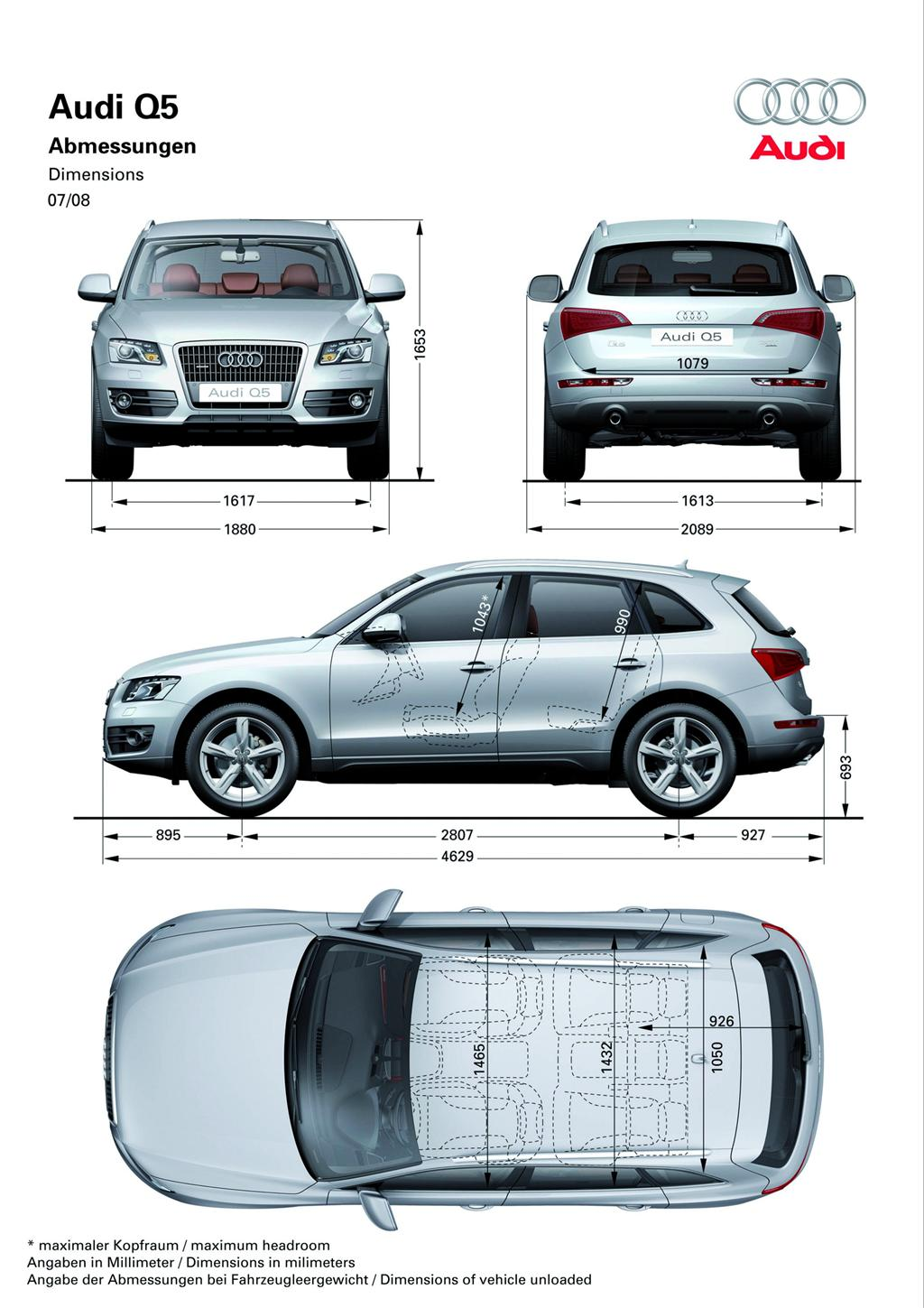 2009 Audi Q5 News and Information | conceptcarz.com