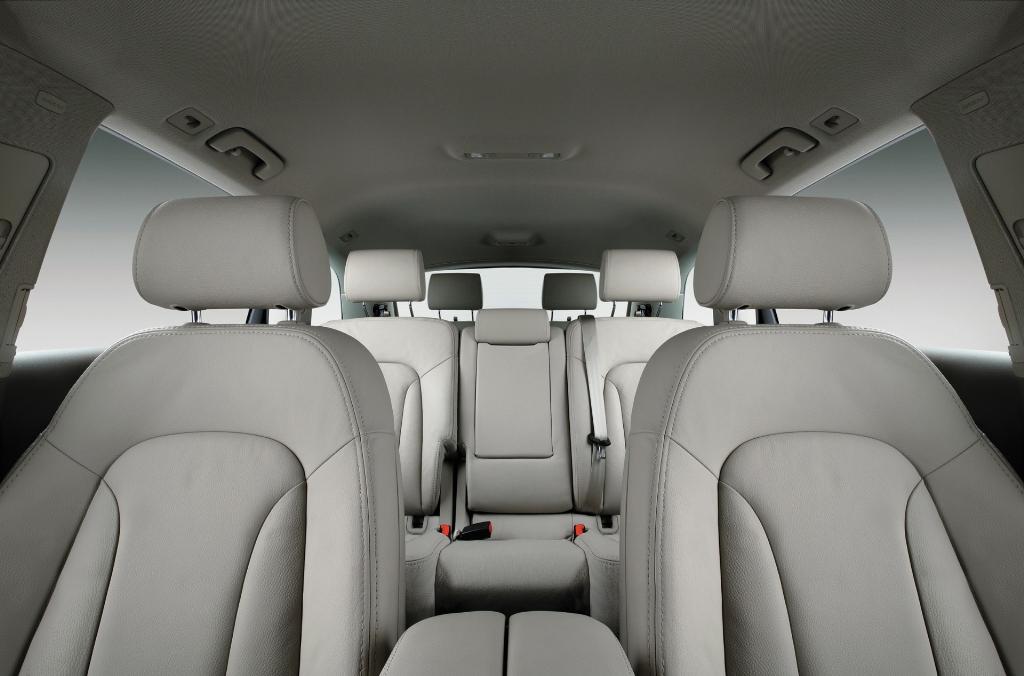 Audi Q Conceptcarzcom - Audi car 8 seater