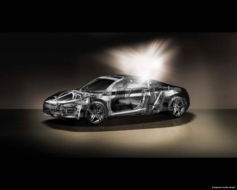 2008 Audi R8
