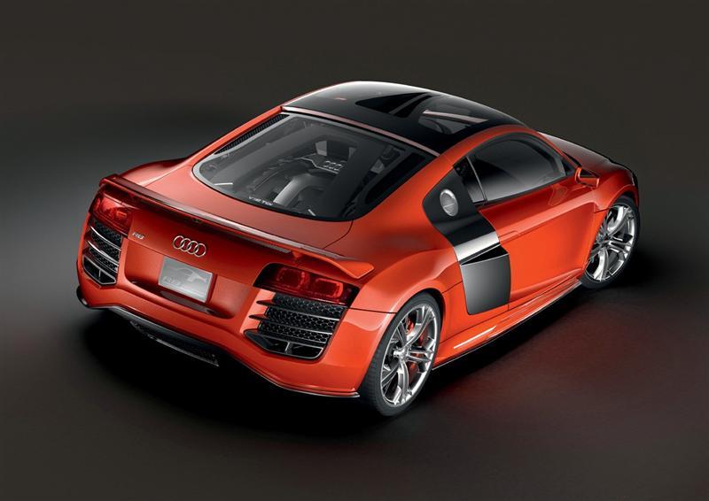 2008 Audi R8 V12 TDI LeMans
