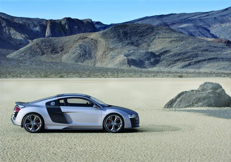 2008 Audi R8 V12 TDI Concept News and Information, Research, and History