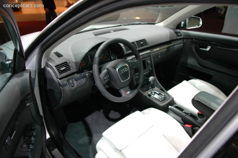 Audi S History Pictures Value Auction Sales Research And News - 2006 audi s4
