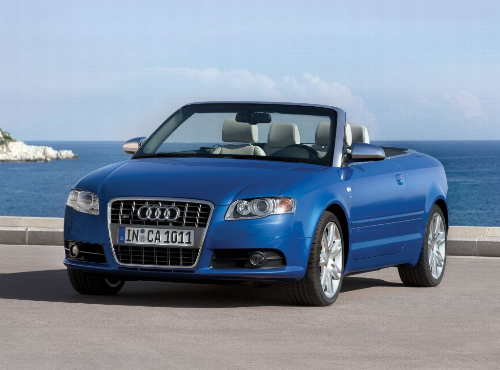 2007 audi s4 pictures history value research news. Black Bedroom Furniture Sets. Home Design Ideas