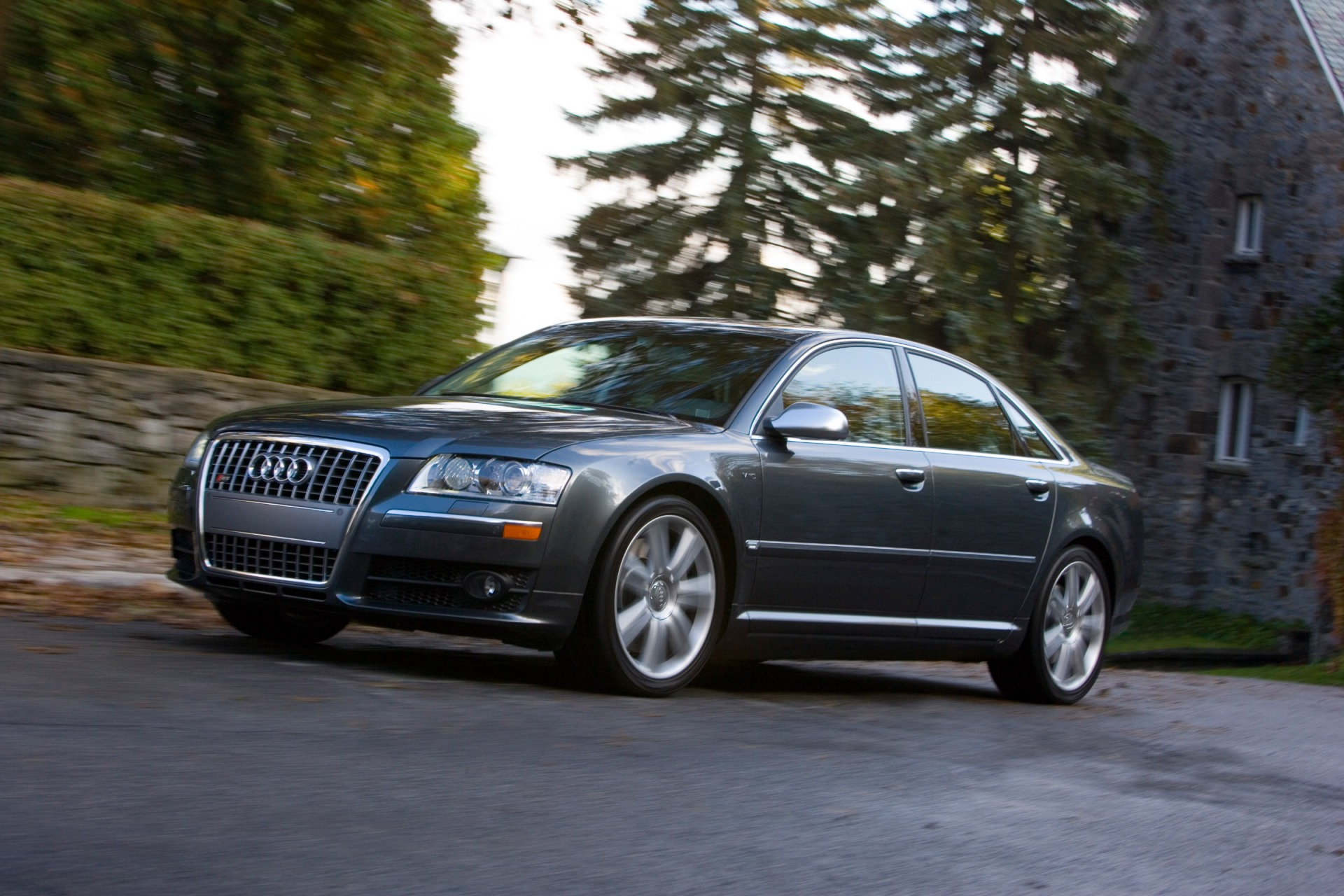 2008 Audi S8