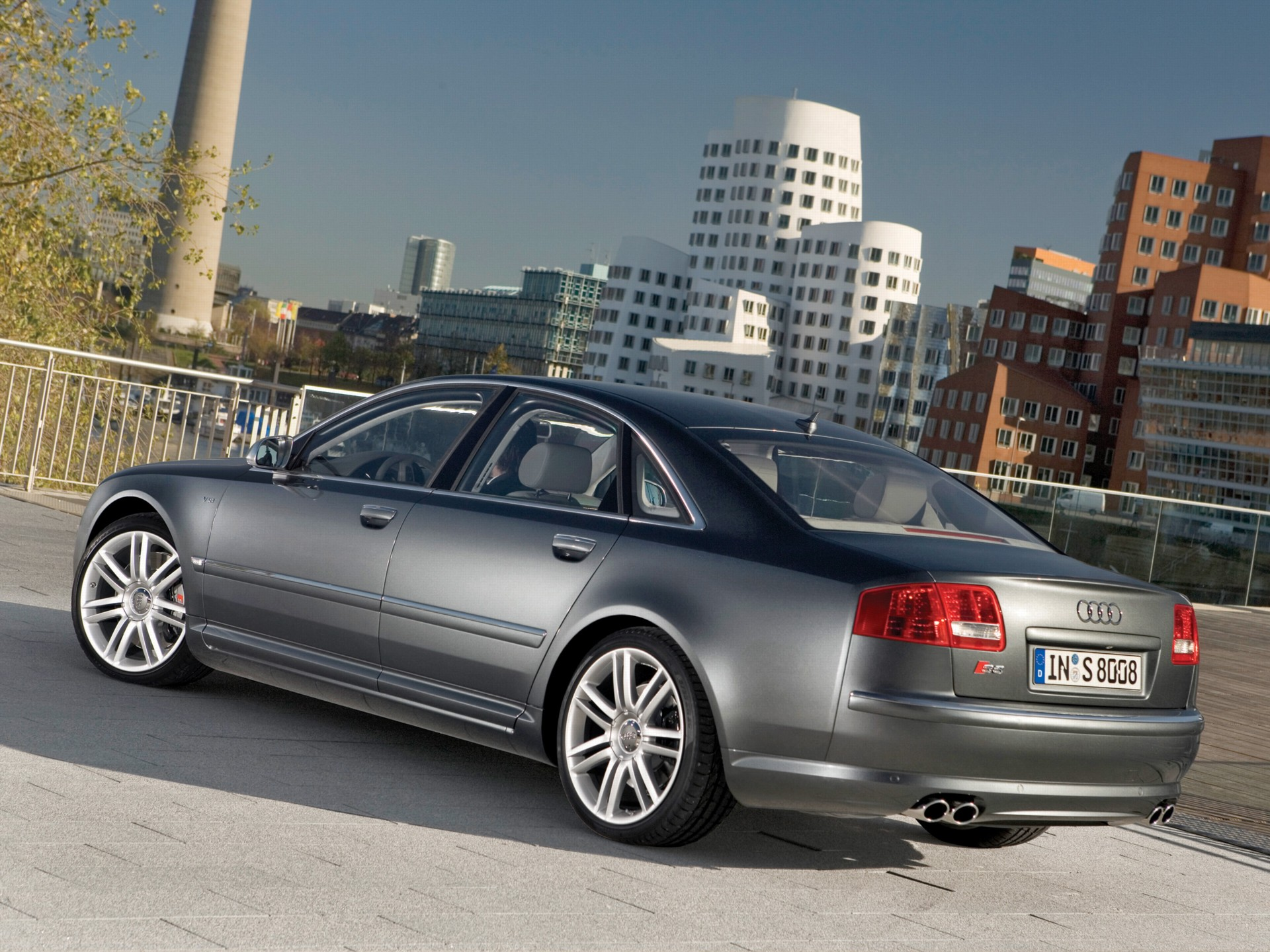 Audi S Image Photo Of - 2007 audi s8