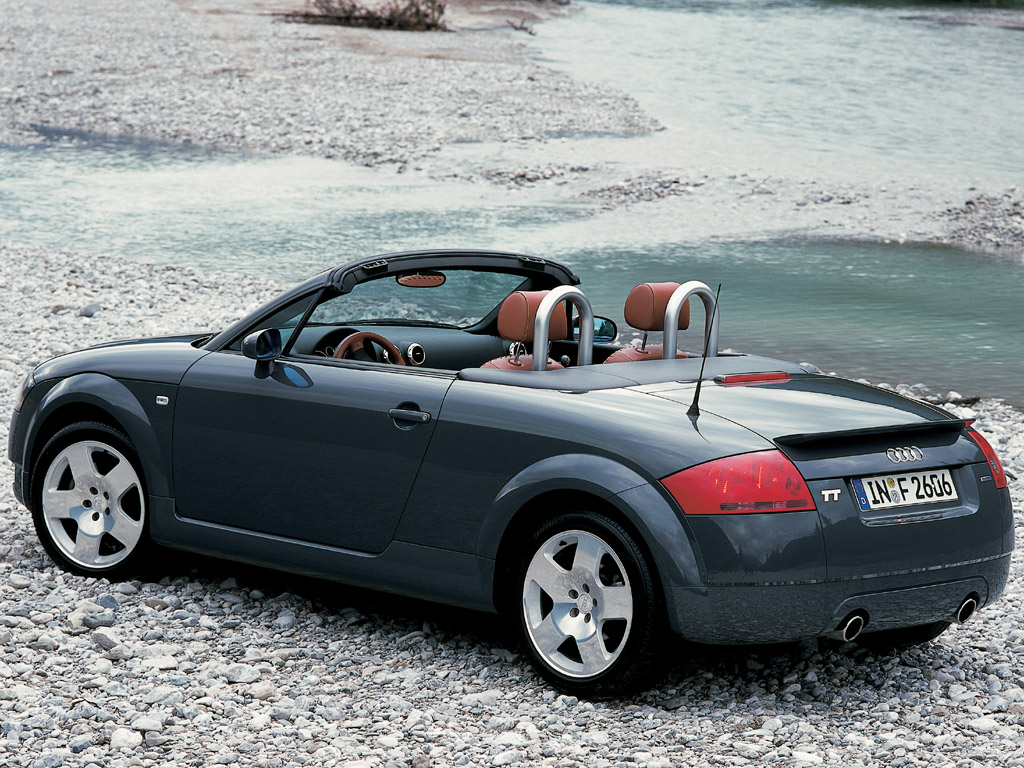 2001 audi tt roadster image photo 5 of 6. Black Bedroom Furniture Sets. Home Design Ideas