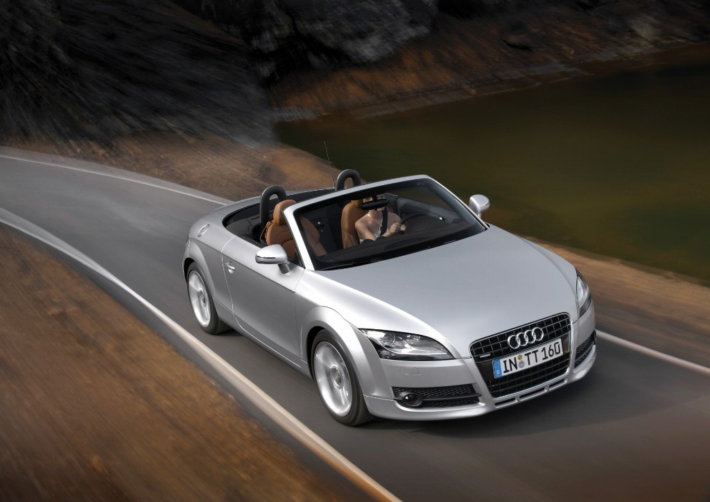 2007 Audi Tt Roadster Pictures History Value Research