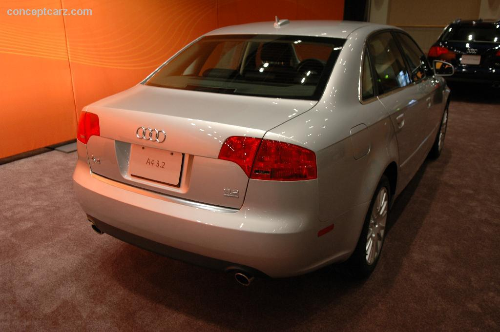 auction results and sales data for 2006 audi a4. Black Bedroom Furniture Sets. Home Design Ideas