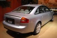 2004 Audi A6 image.
