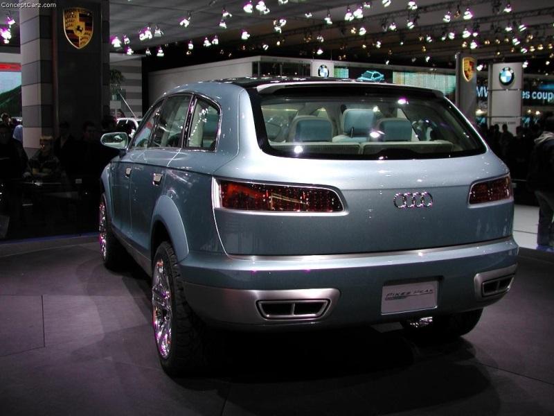 2003 Audi Pikes Peak Quattro Image Httpsconceptcarz