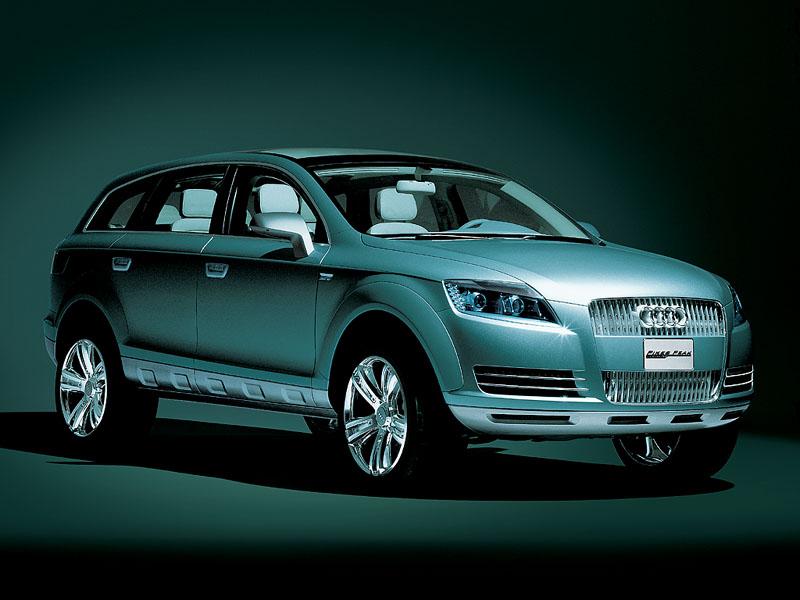 2003 Audi Pikes Peak Quattro Wallpaper And Image Gallery