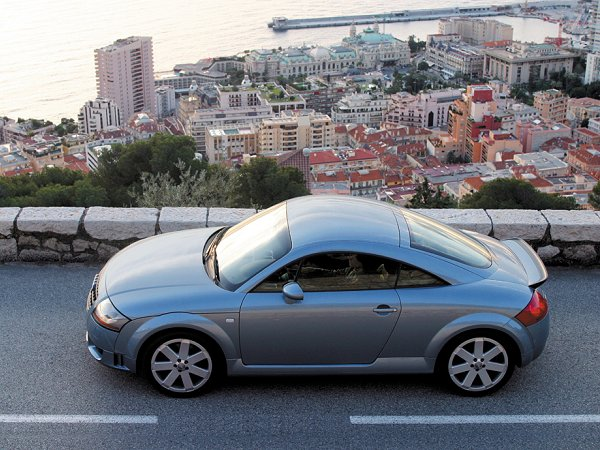 Auction Results and Sales Data for 2003 Audi TT