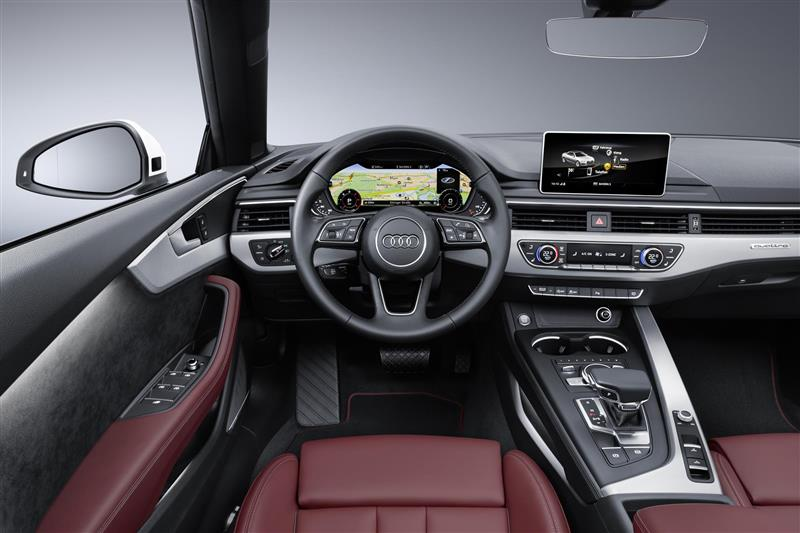 2017 Audi A5 Cabriolet Image Photo 1 Of 24