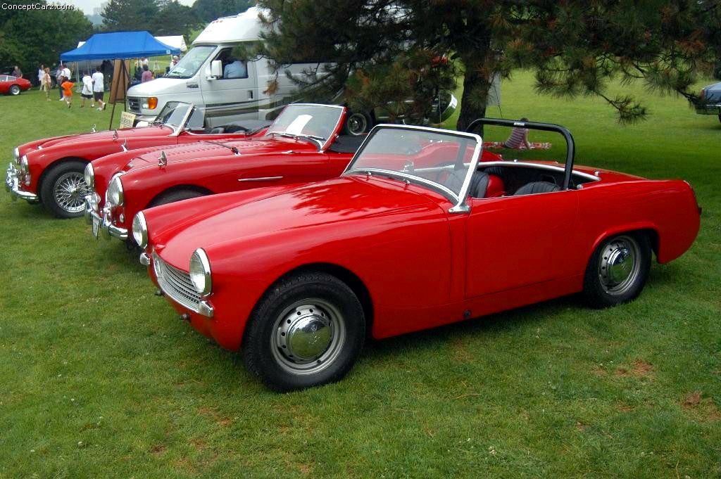 auction results and data for 1969 austin healey sprite. Black Bedroom Furniture Sets. Home Design Ideas