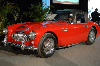 Chassis information for Austin-Healey 3000