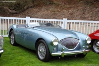 1953 Austin-Healey 100.  Chassis number BN1L 140217