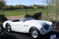 1954 Austin-Healey 100-4 BN1.  Chassis number BN1L 222344