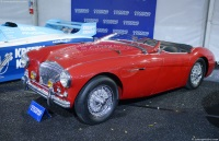 1954 Austin-Healey 100-4 BN1.  Chassis number BNW-L/228083