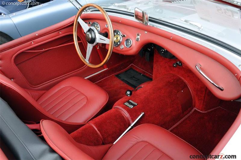 1954 Austin-Healey 100-4 BN1