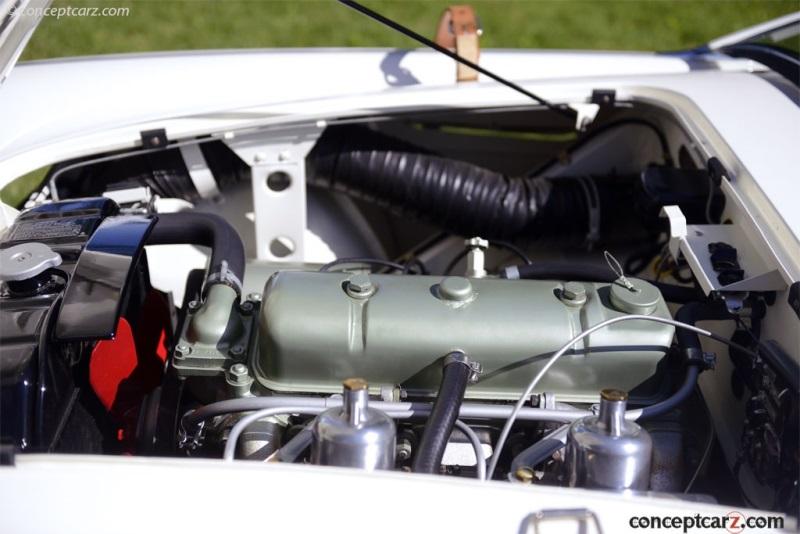 1955 Austin-Healey 100M