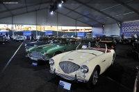1956 Austin-Healey 100M BN2.  Chassis number BN2/L/229821