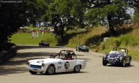 1961 Austin-Healey Sprite MKII