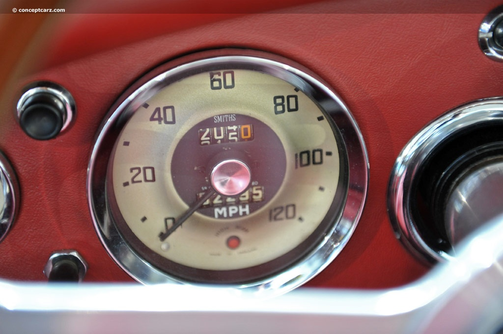 1962 Austin-Healey 3000 MKII