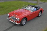 1962 Austin-Healey 3000 MKII image.