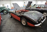 1962 Austin-Healey 3000 MKII.  Chassis number HBT7L16249