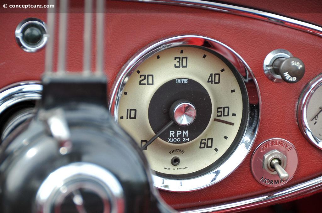 1963 Austin-Healey 3000 MKII BJ7