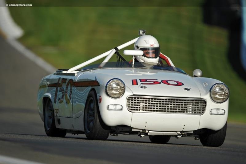 1966 Austin-Healey Sprite MK III