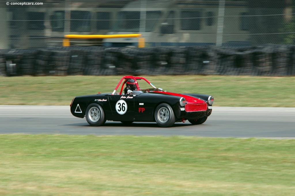1967 Austin-Healey Sprite Mark III