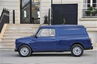 Popular 1982 Austin Mini Van Wallpaper