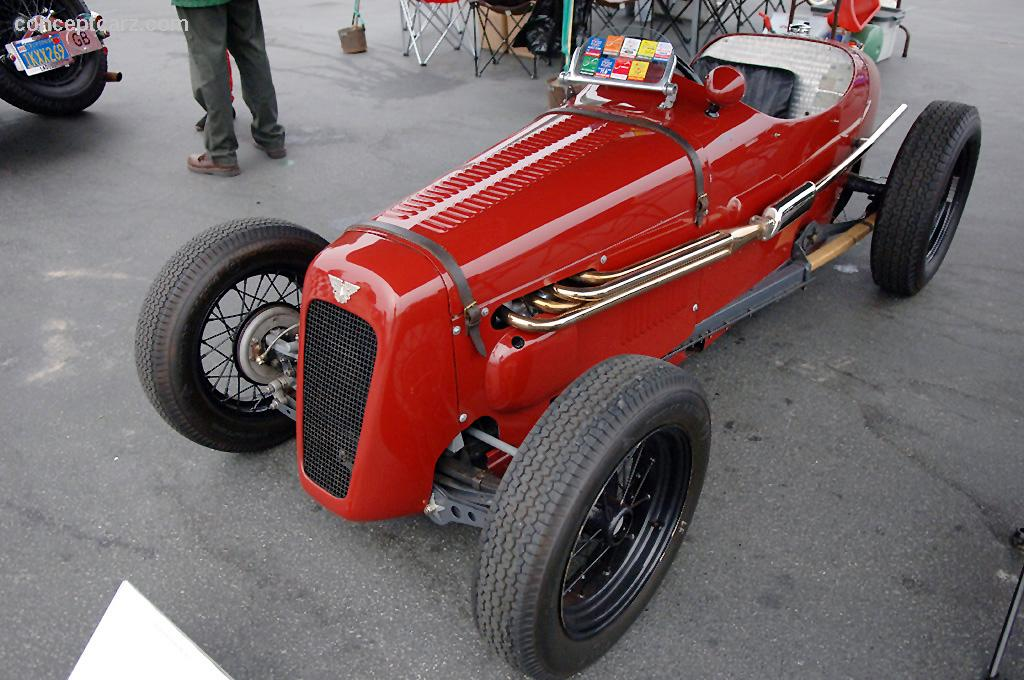Alfa romeo vintage convertible 14