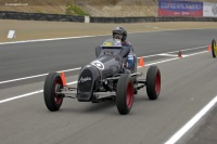 1936 Austin Seven Special.  Chassis number 006