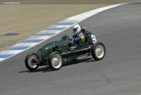 1938 Austin Seven Special.  Chassis number CRW16103
