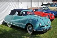 1950 Austin A90 image.