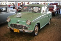 1957 Austin A55 MKI image.
