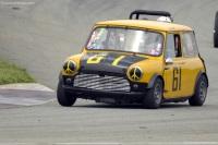 1961 Austin 850 Mini image.