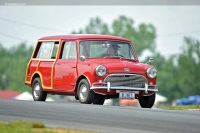 1963 Austin Mini Countryman