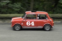 1964 Austin Mini Cooper