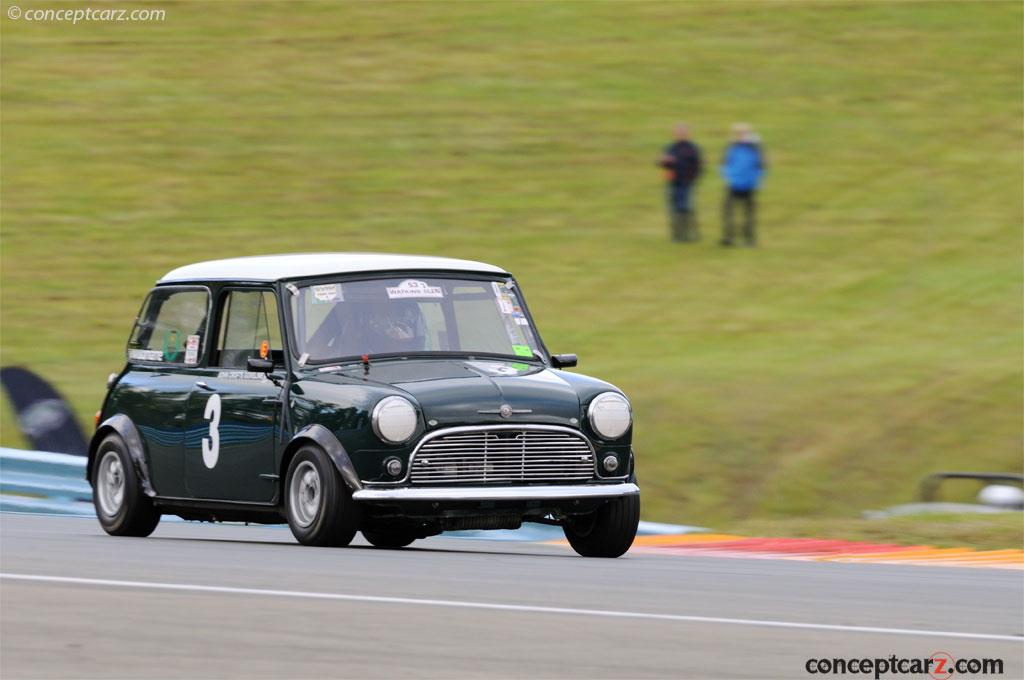 1964 Austin Mini Cooper Conceptcarzcom